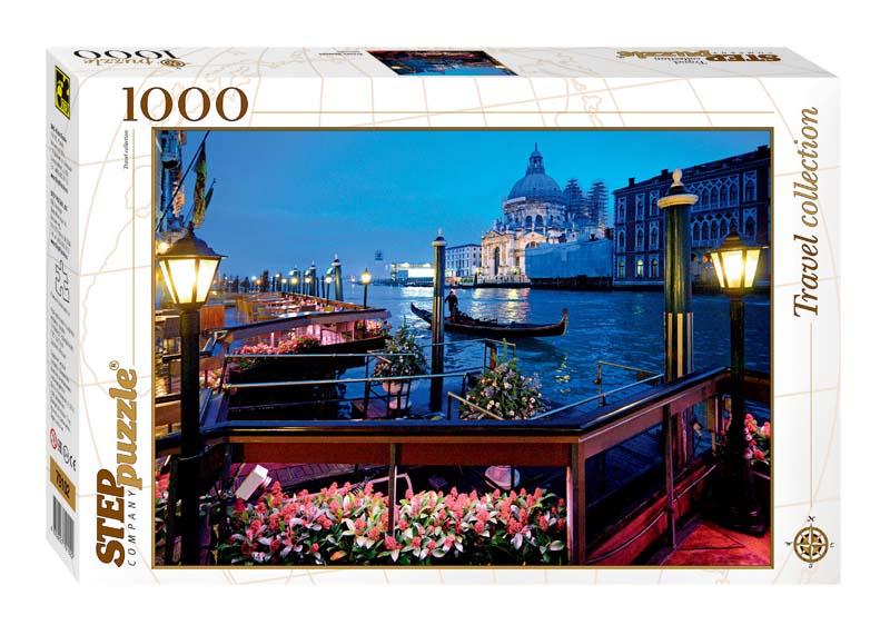 """79102 - Мозаика """"puzzle"""" 1000 """"Италия. Венеция"""""""