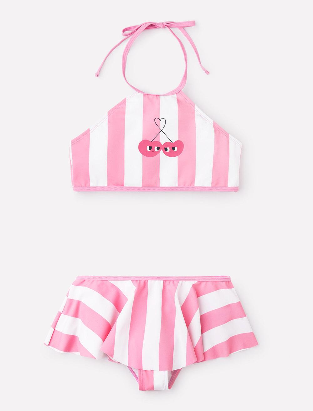 ТК 17008/4н ХФ купальный костюм для девочки 122-146