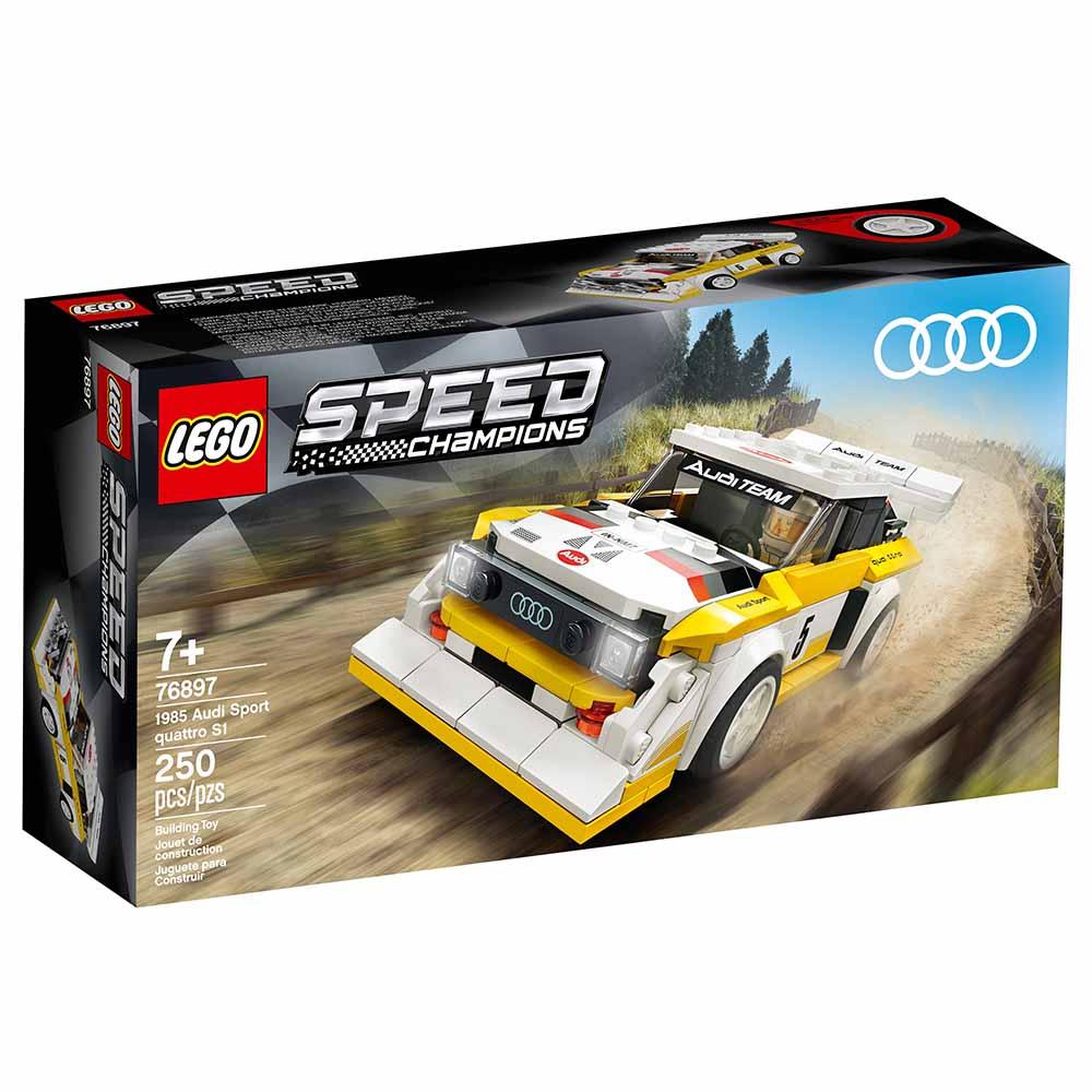 """76897 Speed Champions """"1985 Audi Sport quattro S1"""""""
