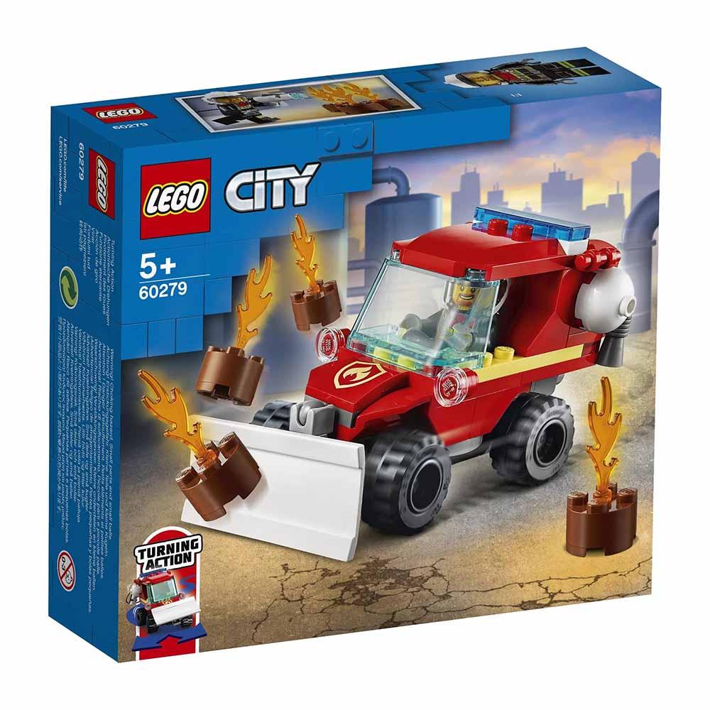 """60279 CITY """"Пожарный автомобиль"""""""