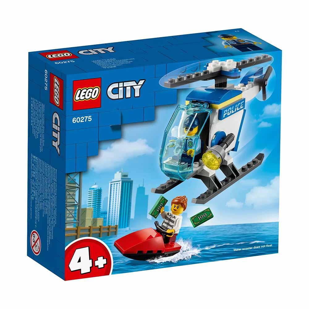 """60275 CITY """"Полицейский вертолёт"""""""