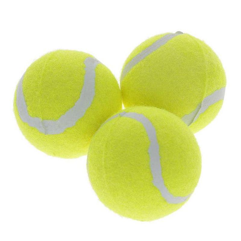 Набор мячиков для большого тенниса №235-1/пакет/ 3шт.