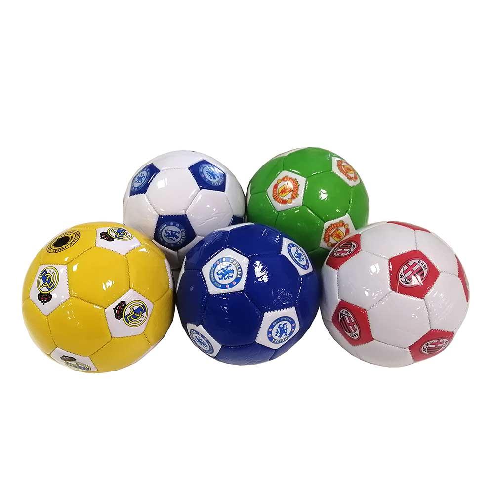 Мяч футбольный 0204, D=15см