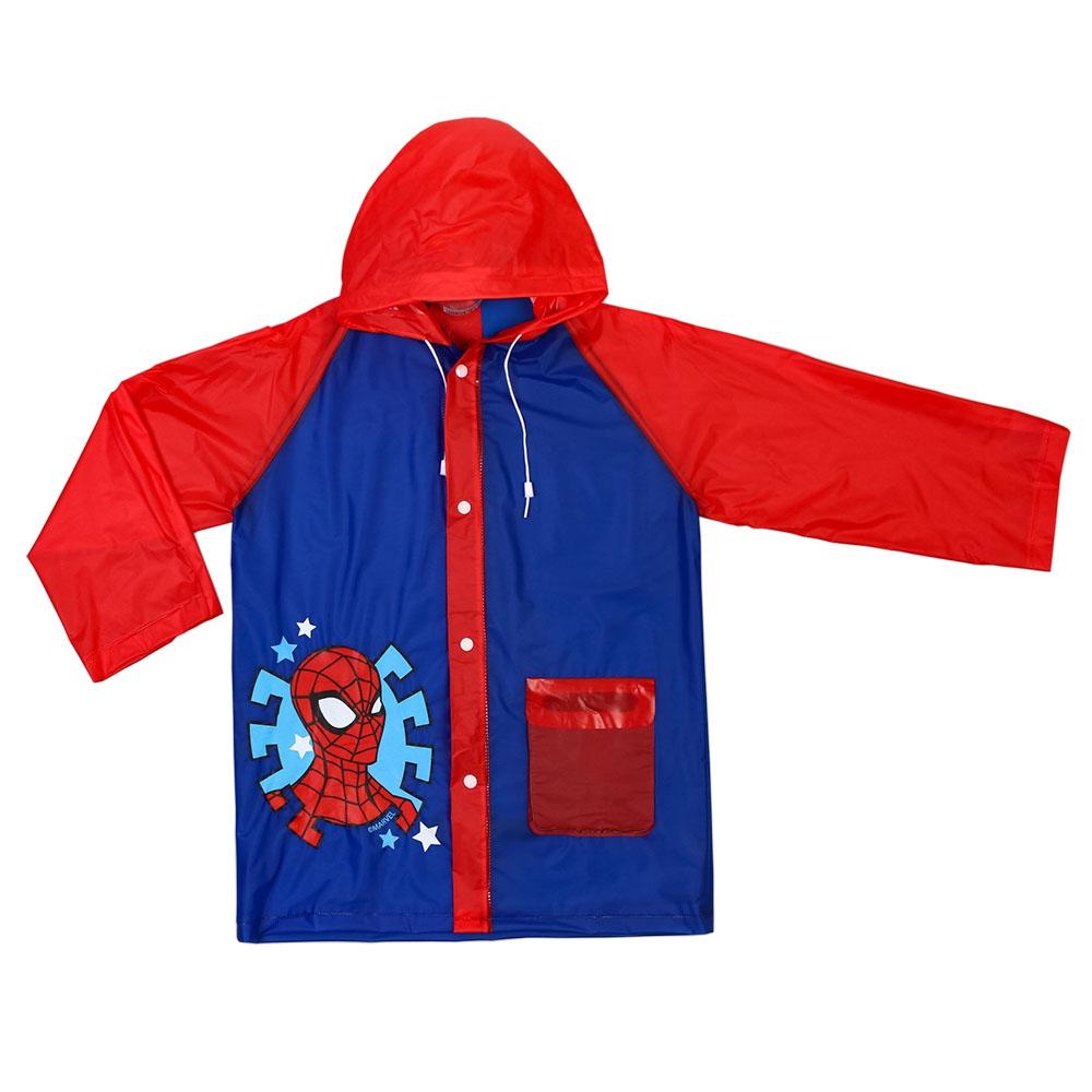 4695654 Дождевик детский, Человек-паук, размер L