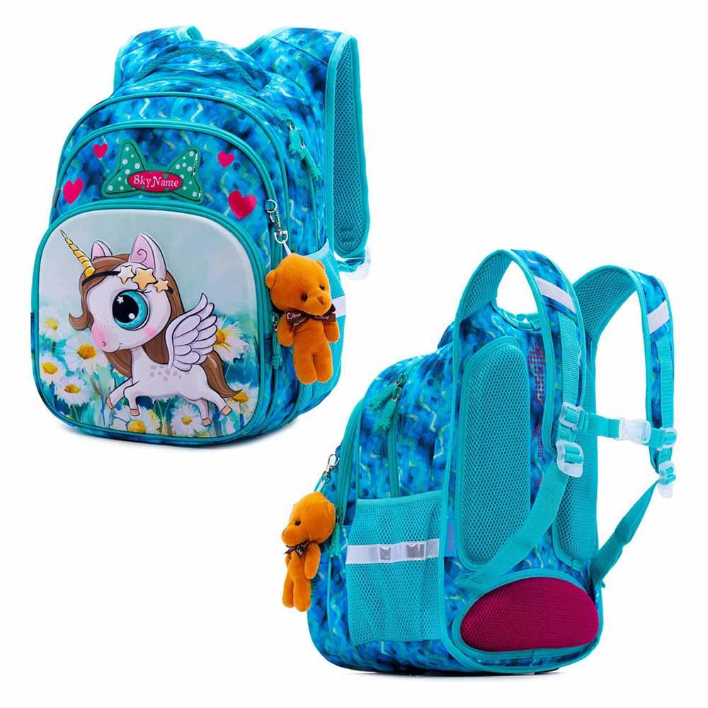 Рюкзак SkyName R3-228 + брелок мишка