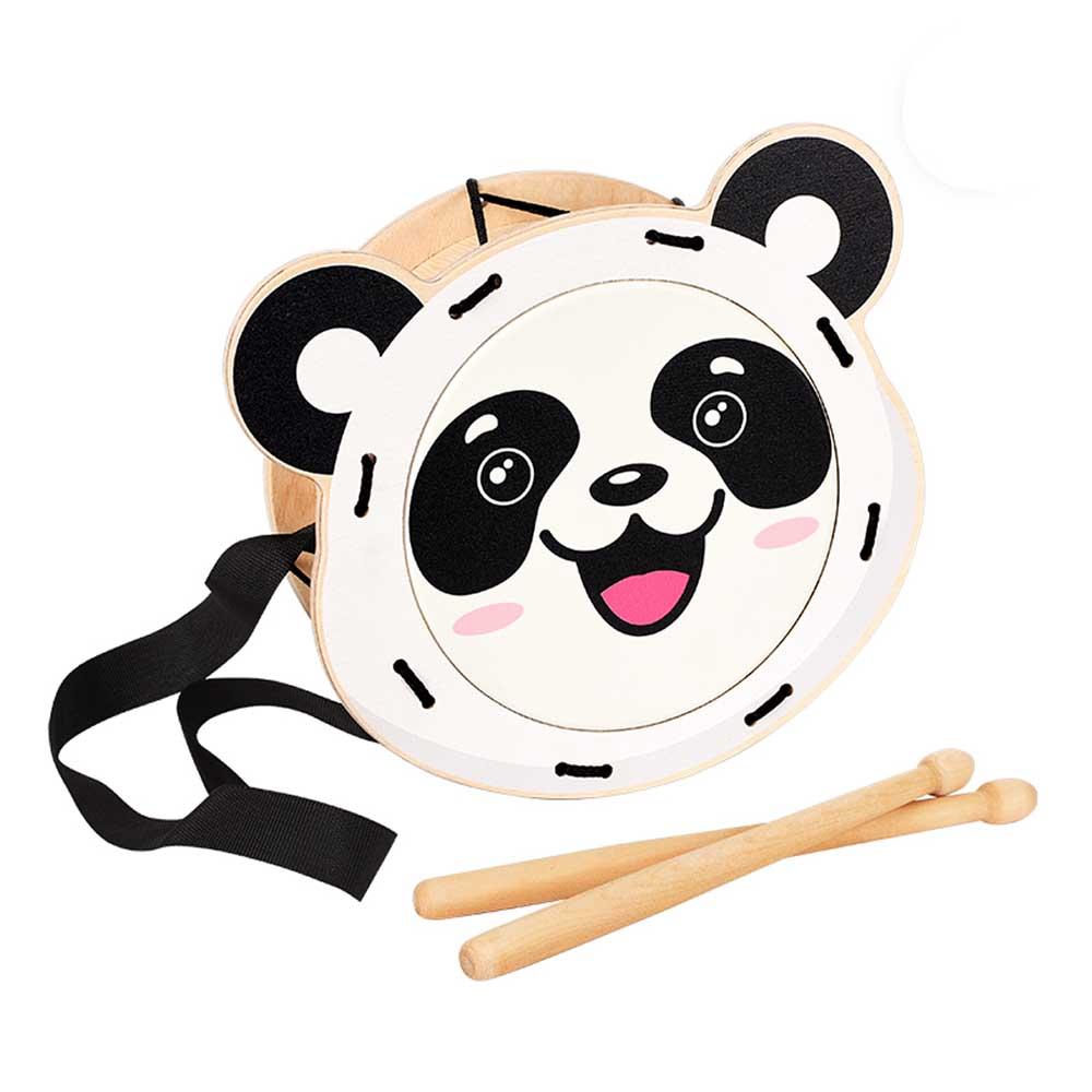 Игрушка детская барабан «Панда»