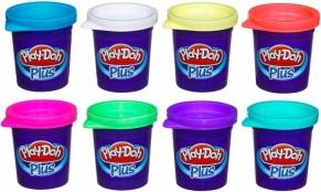 Play-Doh Plus А1206 Набор из 8 баночек