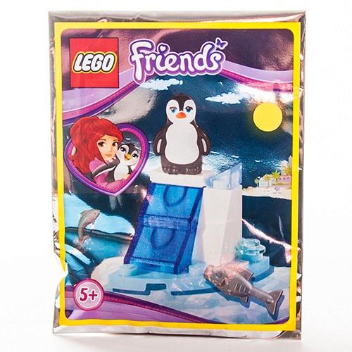 "561501 FRIENDS ""Пингвин и ледяная горка"""