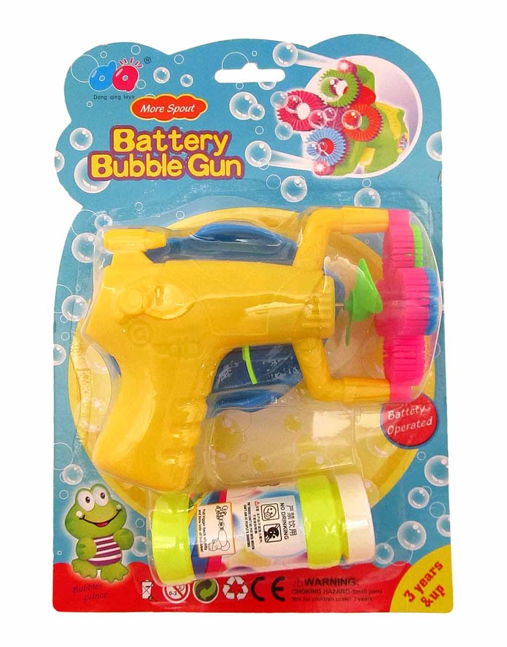 Игрушка: Мыльные пузыри №Z0890