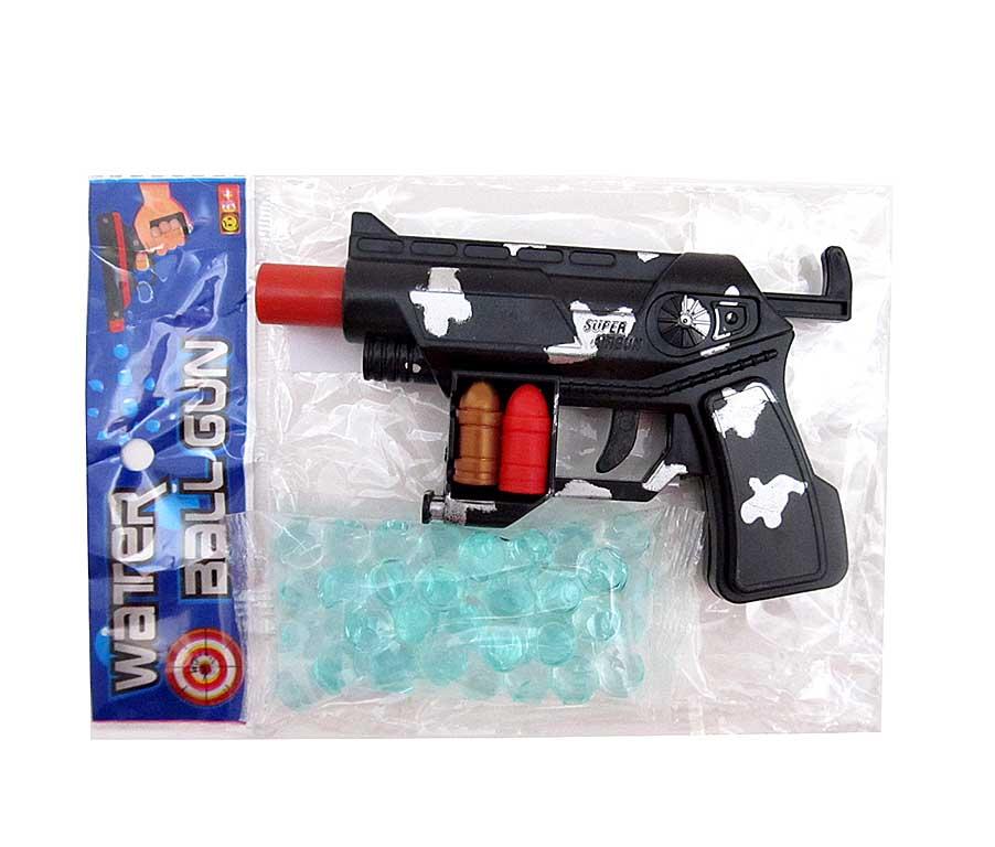Пистолет №696-8 с гелиевыми шариками