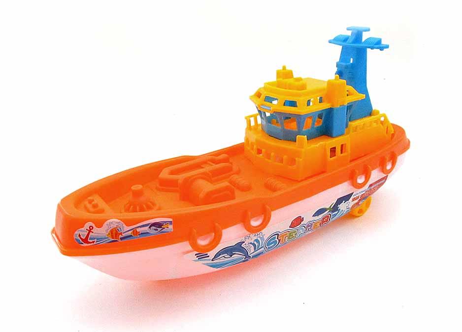Лодка №2022 с пускателем/свет