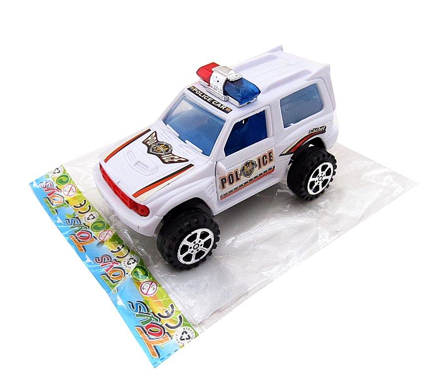 Джип полиция (инерционный) №138-1