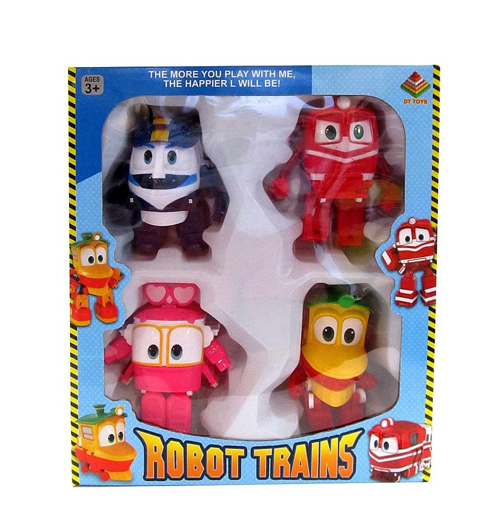 Робот Поезд DT005TI