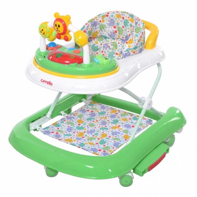 Ходунки детские CARRELLO CRL-9602 Green