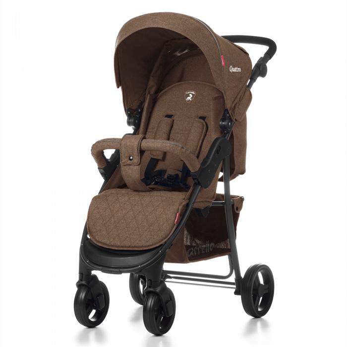Детская коляска CARRELLO Quattro  CRL-8502 Oxford