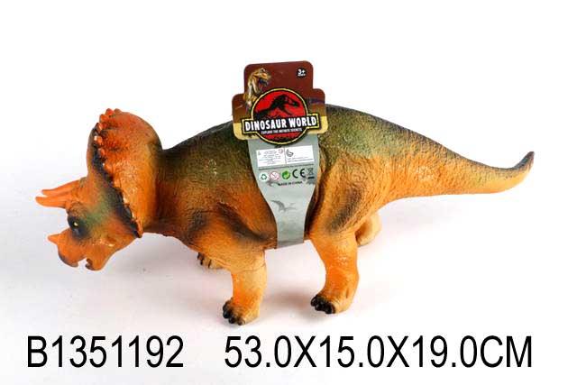 """Животные """"Динозавр"""" (издаёт звуки животного) 1351192/68140"""