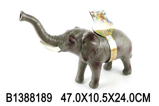 """Животные """"Слон"""" (издаёт звуки животного) 1388189/703-1"""