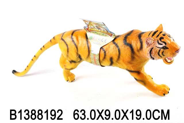 """Животные """"Тигр"""" (издаёт звуки животного) 1388192/703-4"""