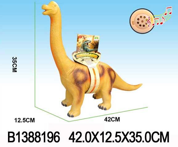 """Животные """"Динозавр"""" (издаёт звуки животного) 1388196/704-5"""