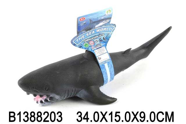 """Животные""""Акула"""" (издаёт звуки животного) 1388203/707-2"""