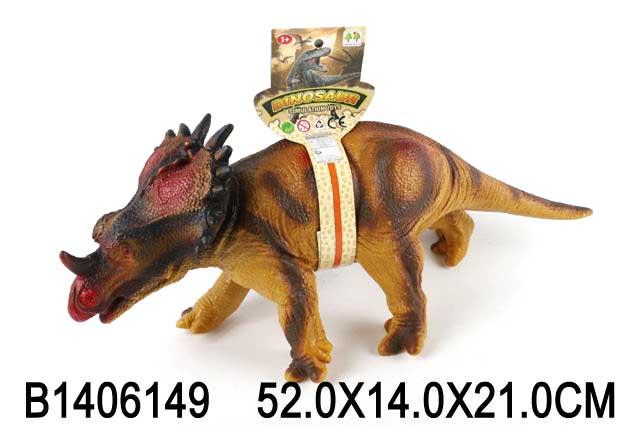 """Животные """"Динозавр"""" (издаёт звуки животного) 1406149/704-8"""