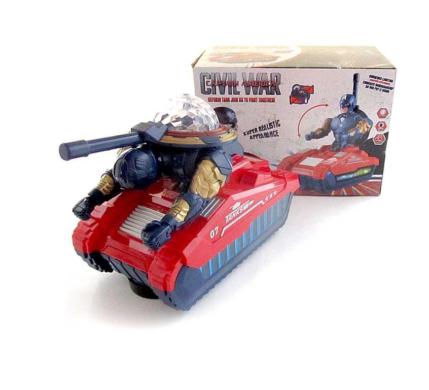 """Танк """"Капитан Америка""""  782"""