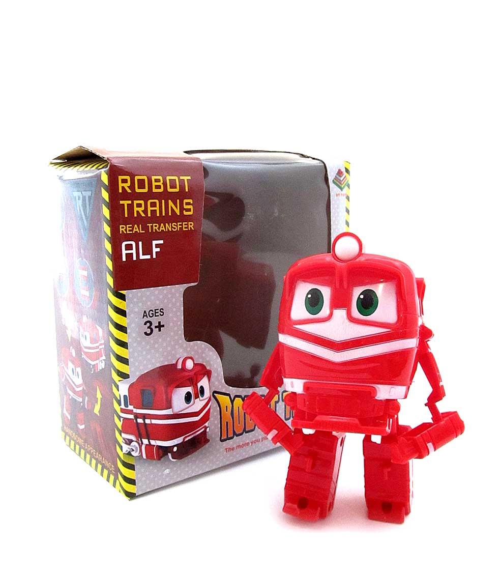 Робот Поезд 005-6