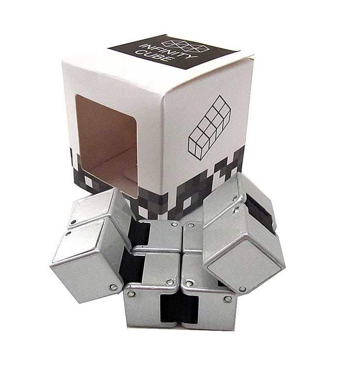 Кубик инфинити (металл) 363-2
