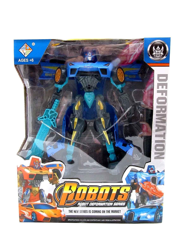 Трансформер-робот №HY-9999