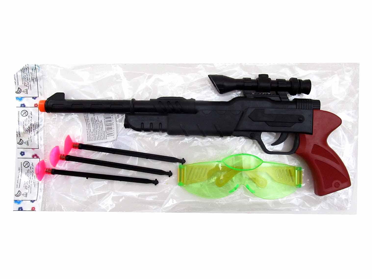 Оружие №158-3F с очками