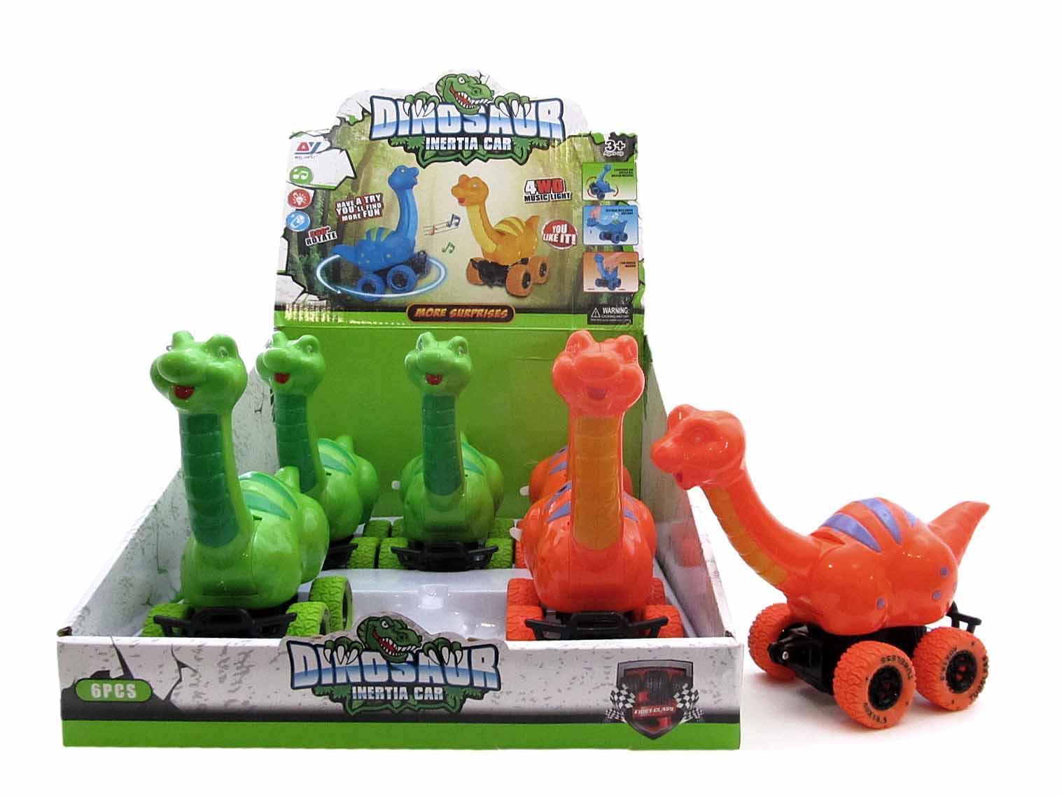 Динозавры-машинки WK600-14