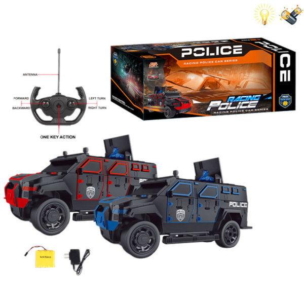 Машина 666-710A Р/У (в коробке)