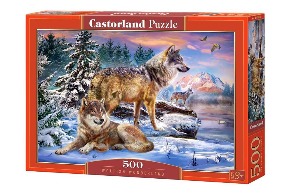 Пазл Касторленд 500 53049