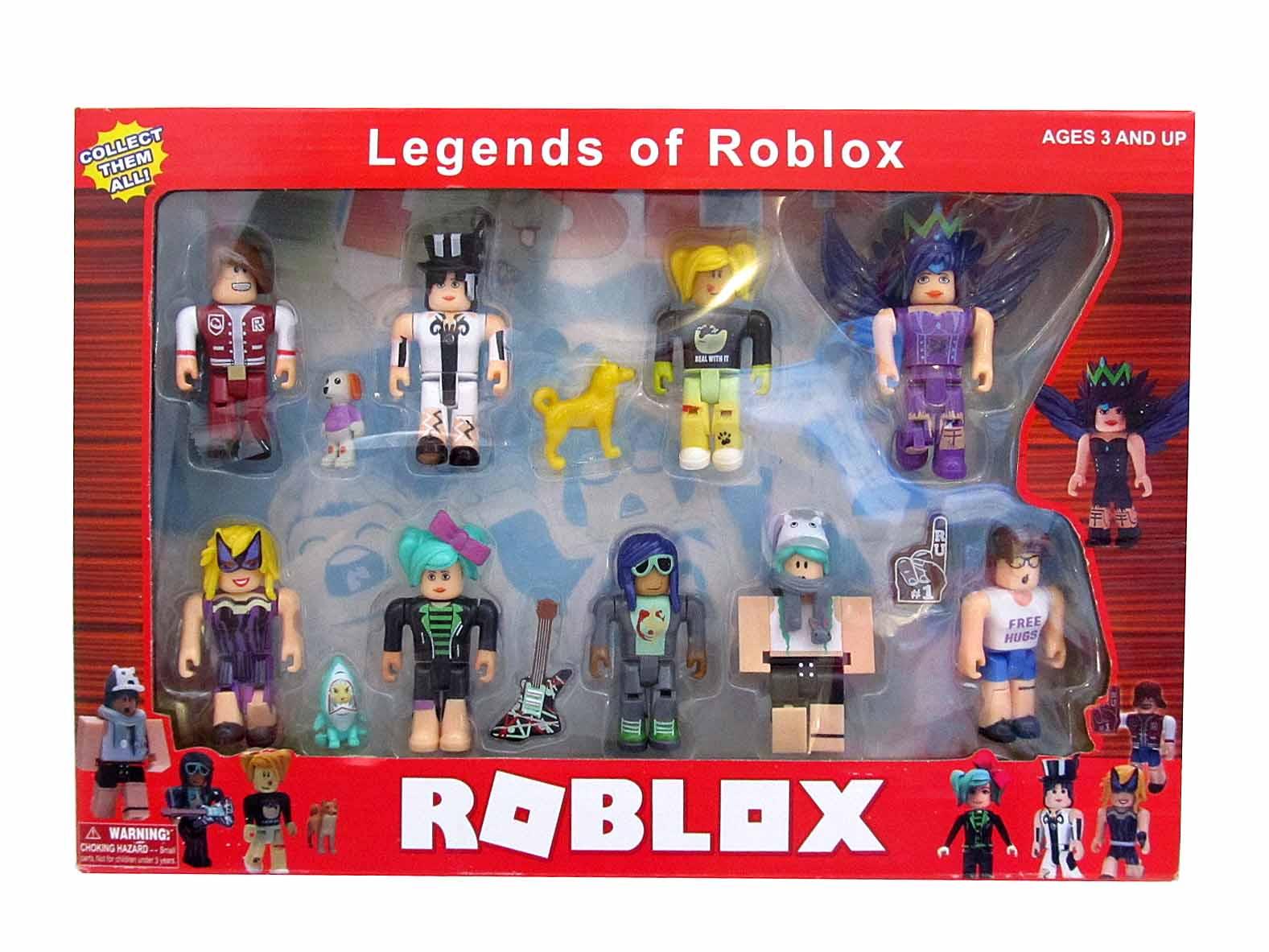 RoBlox фигурки 8343