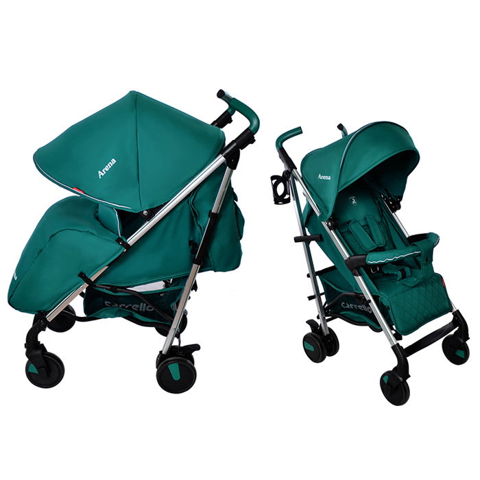 Детская коляска CARRELLO Arena CRL-8504  Jasper Green
