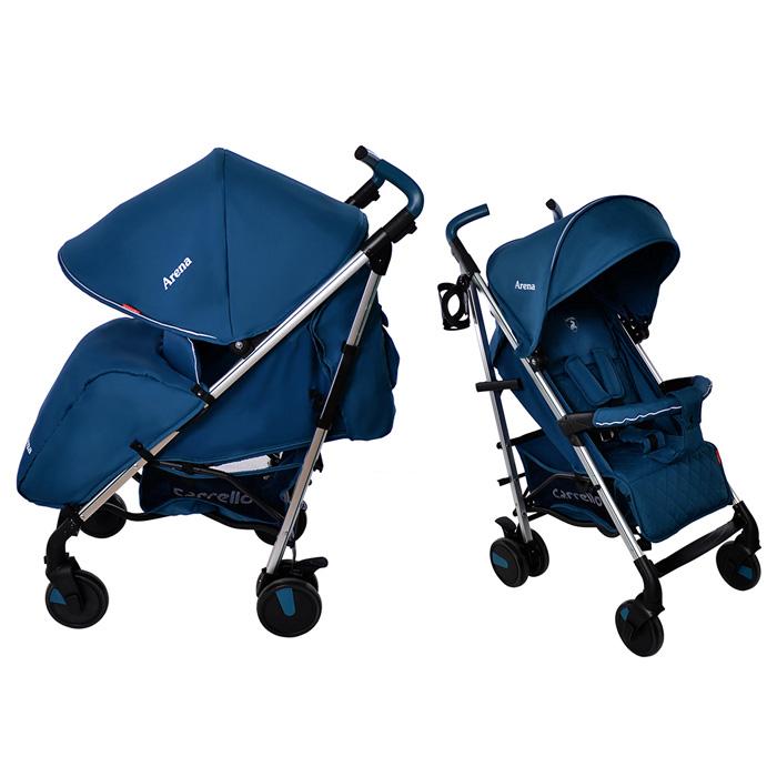 Детская коляска CARRELLO Arena CRL-8504 Shadow Blue