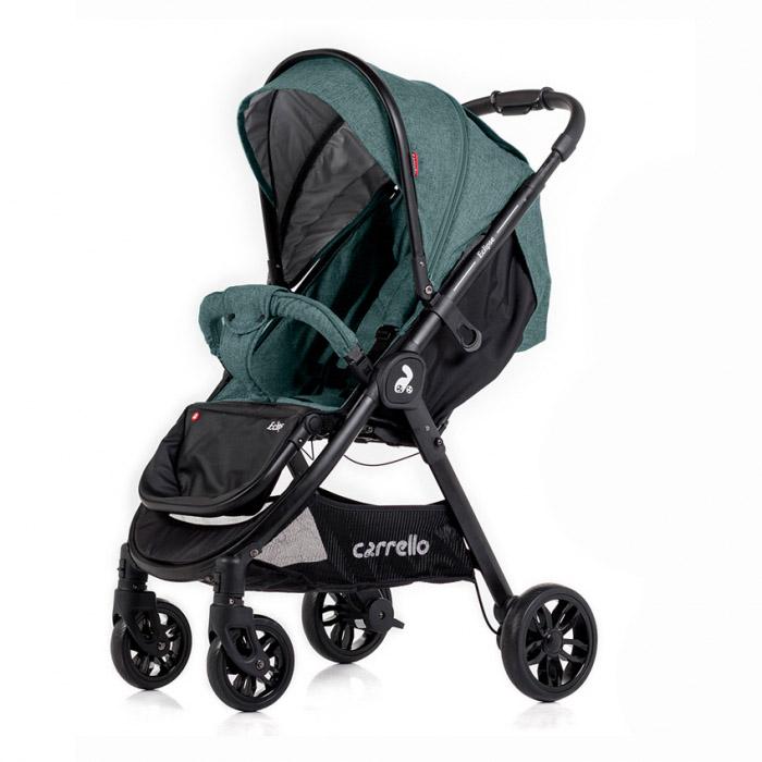 Детская коляска CARRELLO Eclipse CRL-12001 Grass Green