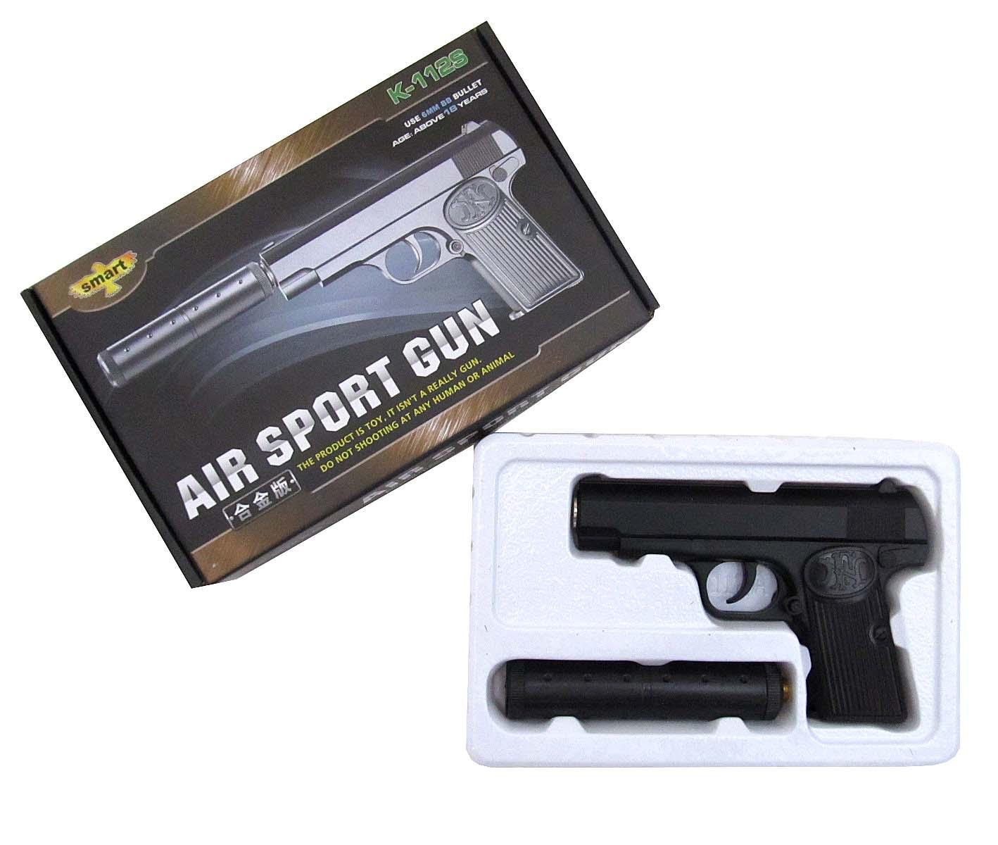 Пистолет K-112S