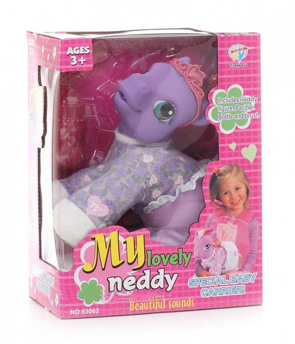 """Мягкая игрушка """"Пони""""  63062"""