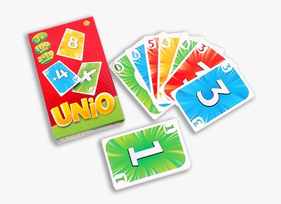 Настольная игра. УНИО КОМПАКТ (UNIO) (Арт. ИН-8117)