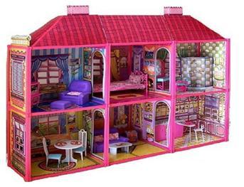 Игровой дом для кукол №6983