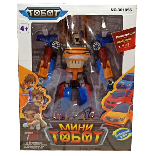Робот робот Тритан 3056A