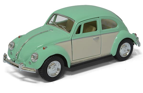 1:32 1967 Volkswagen Classical Beetle с бежевыми дверьми 5375DY