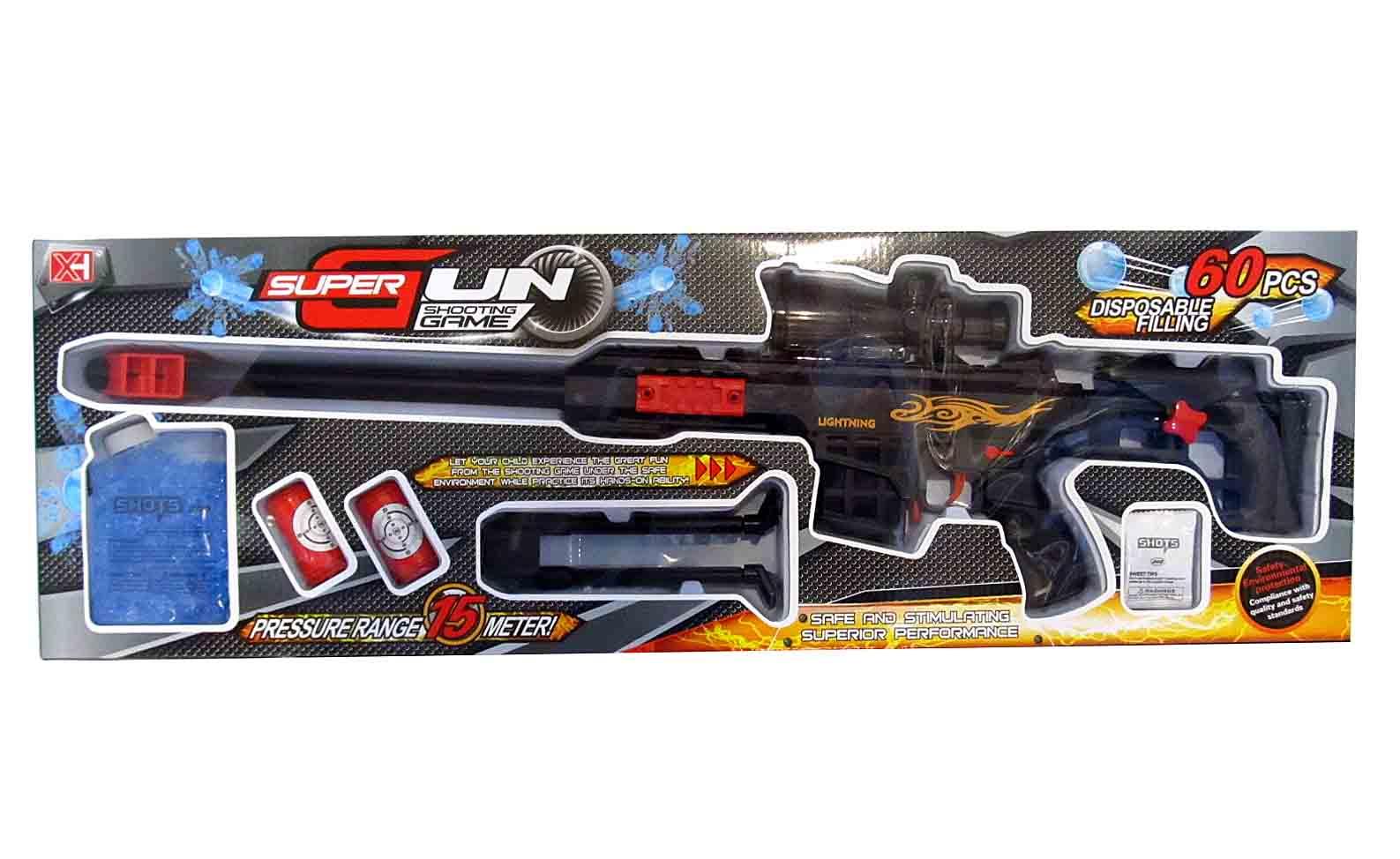 Снайперская винтовка №XH559/коробка/76*24*7