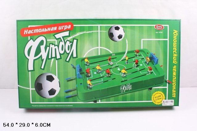 Футбол 0702 в коробке 54*29*6