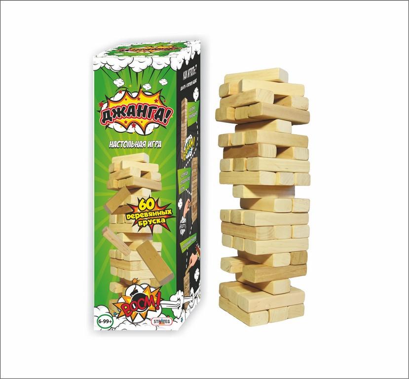 Настольная игра Джанга Бум (6шт) СТ25