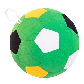 """Игрушка """"Футбольный мяч"""" (вариант 4) (Арт. 442) 18см, мягкий с погрем"""