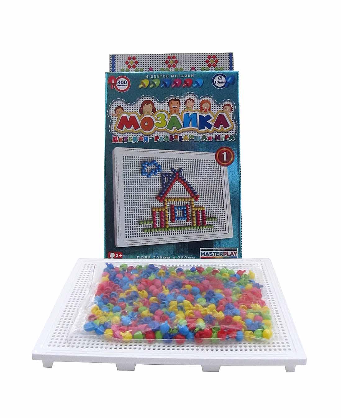 Детская игра мозаика 1-008