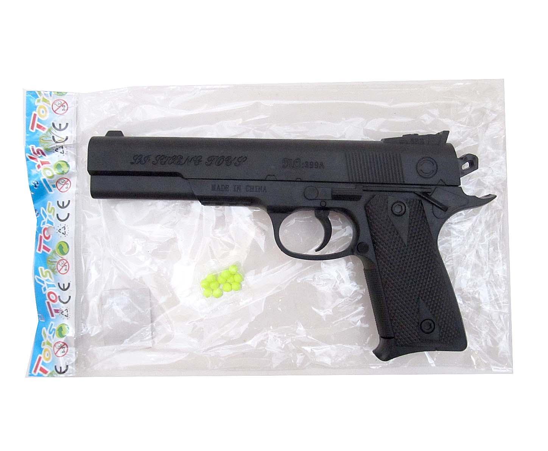 Пистолет с пульками 339A