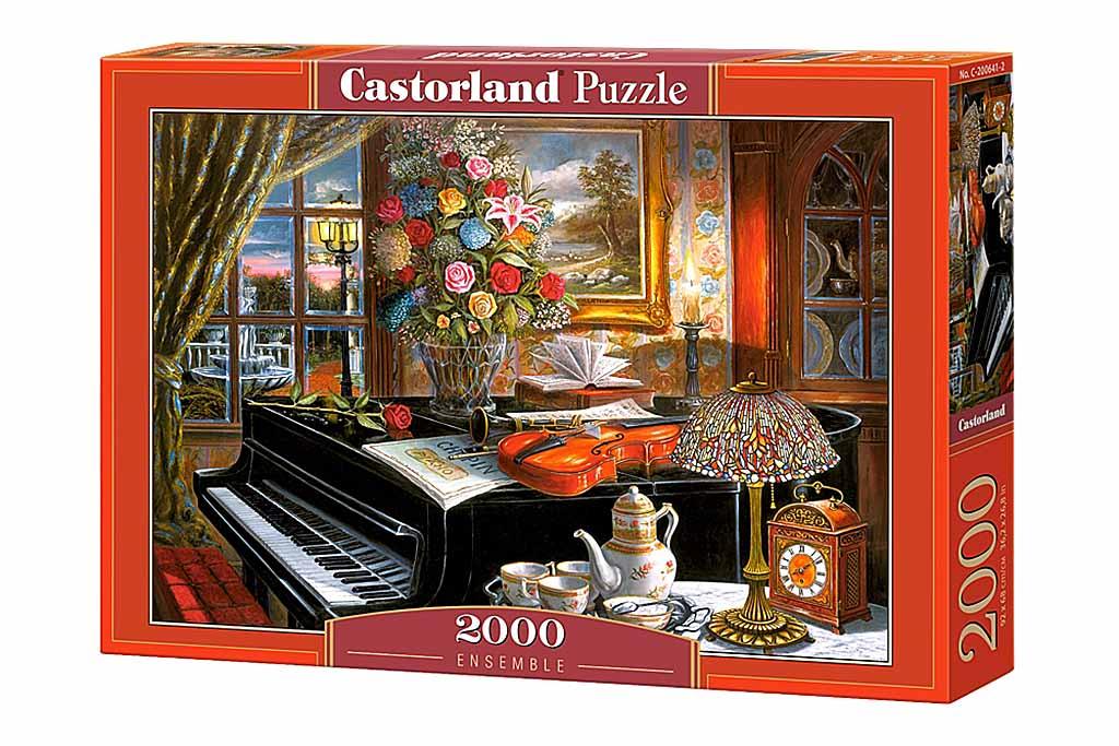 Пазл Касторленд 2000 200641